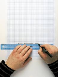 Home Design Graph Paper by How To Draw A Garden Design Design A Scale Drawing How Tos Diy