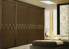 Home Decor Sliding Wardrobe Doors Sliding Wood Closet Doors For Cozy Bedroom For Master Closet