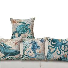 Sea Turtle Home Decor High Quality Sea Turtle Pillows Promotion Shop For High Quality