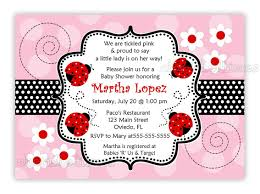 ladybug baby shower invitations u2013 gangcraft net