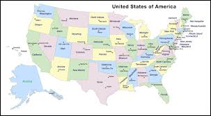 Map For United States by States And Capitals Of The United Labeled Map Usa 25 Adorable Us