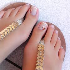 30 brilliant nail art for toes simple designs u2013 slybury com