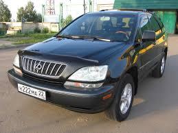 lexus rx300 starting problems 2002 lexus rx300 pictures gasoline automatic for sale