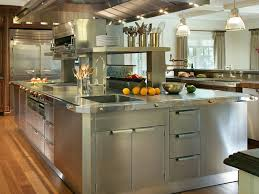 1950 Kitchen Cabinets Stainless Steel Kitchen Cabinets Pictures Options Tips U0026 Ideas