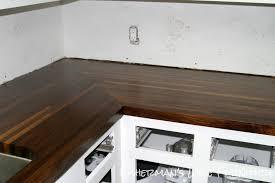 fisherman u0027s wife furniture diy butcher block countertops
