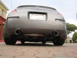 nissan 370z ark exhaust z car blog nissan