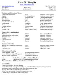 actors resume examples musical theatre resume examples resume examples and free resume musical theatre resume examples prfoessional acting resume how to write a musical theater resume