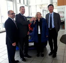 nissan canada trade in nissan gives a micra u002787 owner the surprise of a lifetime with video