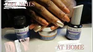 ultrabeauty diy gel nails using press on nails ibd builder gel