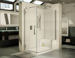 one piece shower stall ideas house design and office best one