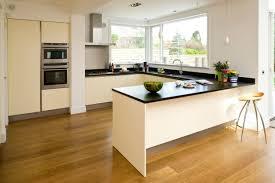 Galley Kitchen Layouts Ideas Kitchen Style Brown Cabinet Granite Countertop Galley Kitchen