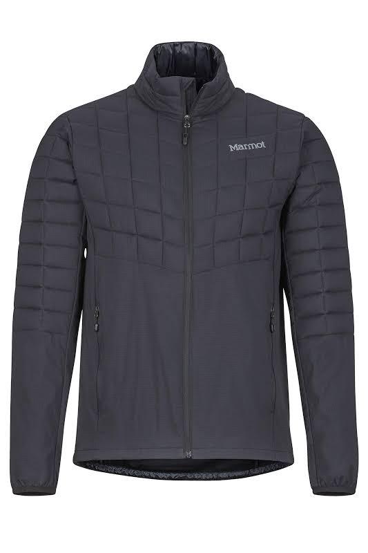 Marmot Featherless Hybrid Jacket Black