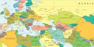 Map Of Europe And Africa by Download Map Of Europe And Russia Together Major Tourist