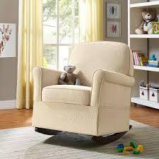 Rocking Recliner Nursery Gray Upholstered Rocking Chair For Nursery Best Upholstered