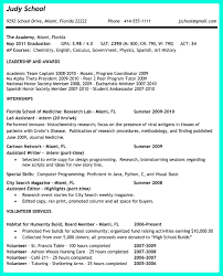Best College Resumes by Resumes For College College Scholarship Resume Examples Best