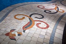 Brick Paver Patterns For Patios by Concrete Pavers 15 Creative Paver Design Ideas Tips Install