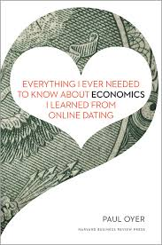 Everything I Ever Needed to Know about Economics I Learned from Online Dating Harvard Business Review