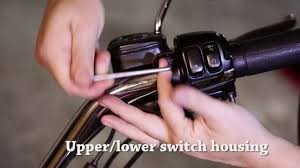 how to change throttle cables on harley davidson youtube