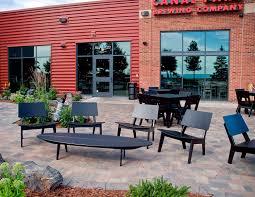 Polyethylene Patio Furniture by Contemporary Coffee Table Polyethylene Oval Garden Bolinas