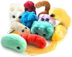 микробы-игрушки