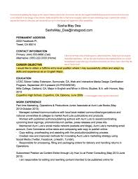 How To Do An Resume How To Do A Cover Letter For A Job Cover Letter For It Jobs