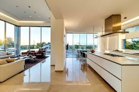 Large Open Kitchen Floor Plans by Brilliant 60 Modern Open Kitchen Living Room Designs Design Ideas