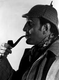 """""""Sherlock Holmes is pretty"""