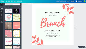 New Office Invitation Card Free Invitation Card Maker With Indian Designs By Canva