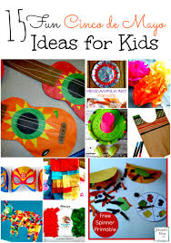 cindo de mayo craft for kids mexican sombrero put several