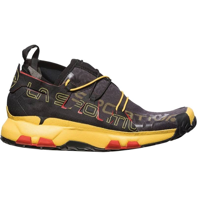 La Sportiva Unika Black/ Yellow 42 36M-999100-42