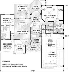 Ranch Style House Plans With Basement by 63 Best House Plan Ideas Images On Pinterest House Floor
