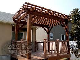 Timber Frame Pergola by 77 Best Full Size Pergolas Images On Pinterest Timber Frames