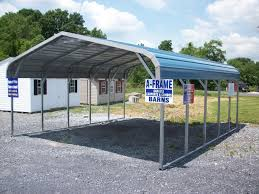 Carport Styles by Carports In Elizabethtown Pa Lancaster County Pine Creek Structures