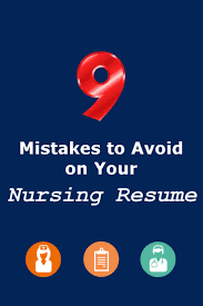 Oncology Nurse Resume Objective Best 25 Nursing Resume Ideas On Pinterest Registered Nurse