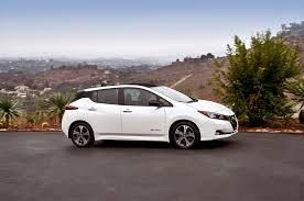 nissan leaf vs chevy bolt 2018 nissan leaf first drive review motor trend