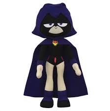teen titans raven plush cartoonnetworkshop