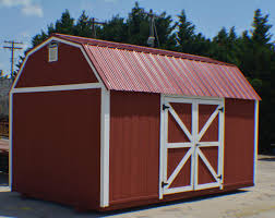 Gambrel Roof Barns And Barn Style Sheds Leonard Buildings U0026 Truck Accessories