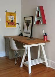 Desk With File Cabinet Ikea by Best 25 Butcher Block Desk Ideas On Pinterest Ikea Desk Top