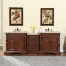 accord 90 inch double sink bathroom vanity venetian granite