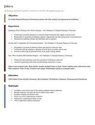 Sample Resume Pharmacy Technician by Rn Resume Samples Http Exampleresumecv Org Rn Resume Samples