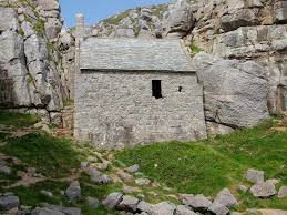 St. Govan's Chapel