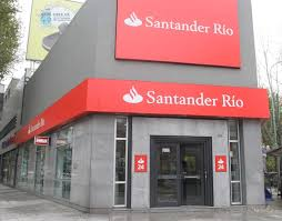 El Banco Santander Río No tenía 20.000 dolares... La hizo regresar al otro día, ahí balearon a la mujer embarazada.