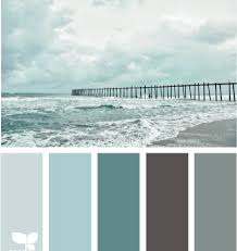 Beach Bathroom Decor Ideas Colors Best 25 Beach Color Schemes Ideas On Pinterest Beach Color