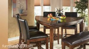 larchmont counter height casual dining set by signature design by