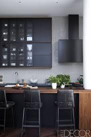 152 best bold black kitchens images on pinterest black
