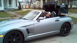 me randy playing in my 05 chrysler crossfire ltd youtube