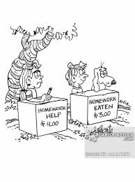 Homework Help Cartoons and Comics   funny pictures from CartoonStock Homework Help cartoon   of