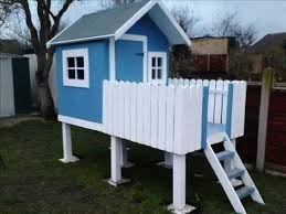 build your own wendy house for next to nothing youtube