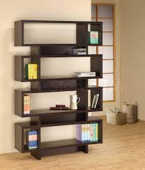 Modern Contemporary Bookshelves by Modern Bookcases For Your Office Famous Brands Wide Selection