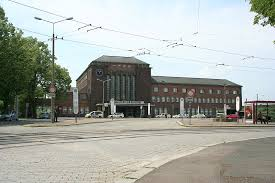 Zwickau Hauptbahnhof